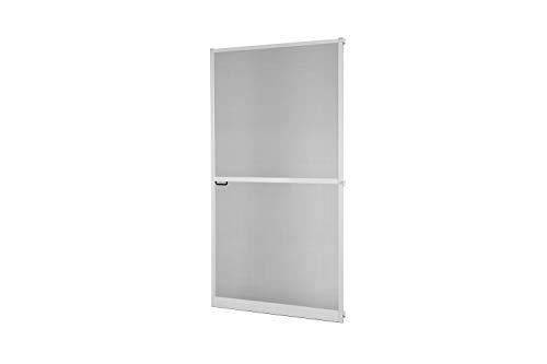 empasa Insektenschutz Fliegengitter Tür Alurahmen Master SLIM PLUS Zuschnitt weiß, braun oder anthrazit