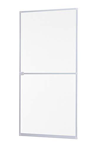 empasa Insektenschutz Fliegengitter Tür Alurahmen START als Selbstbausatz in weiß, braun oder anthrazit 100 x 210 cm
