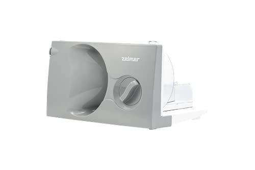 Zelmer ZFS0916S Allesschneider, Einstellbare Schnittdicke(0-15mm), 150W Leistung
