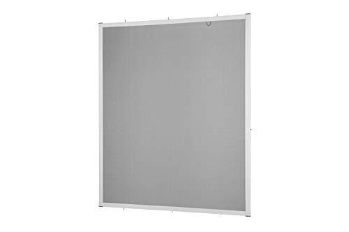 Insektenschutz Fliegengitter Fenster Alurahmen Master Slim weiß, braun oder anthrazit in verschiedenen Größen