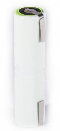 Ersatzakku mit EINBAUANLEITUNG für CURAmed'Dentasonic' (alle Modelle außer'Carrera-Serie') Für'Nichtlöter' bieten wir auch einen kompletten Austauschservice an!