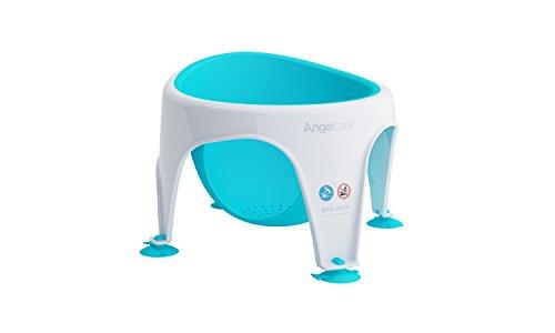 Angelcare Soft Touch Bad Sitz (Aqua)–Blau