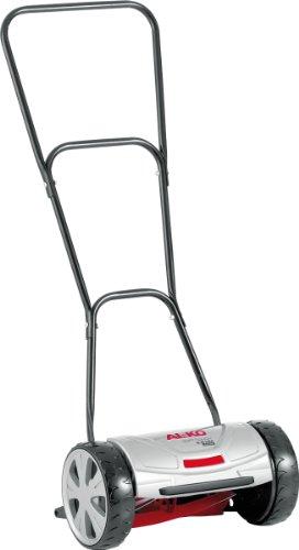 AL-KO Spindelmäher Soft Touch 2.8 HM Classic, Schnittbreite 28 cm, für Rasenflächen bis 150 m², Schnitthöhe 4-fach verstellbar, nur 7 kg schwer, extrem wendige Bauweise