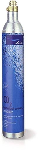 SODAPOP CO2 ZUSATZ-Zylinder - für bis zu 60l Sprudelwasser, 425g