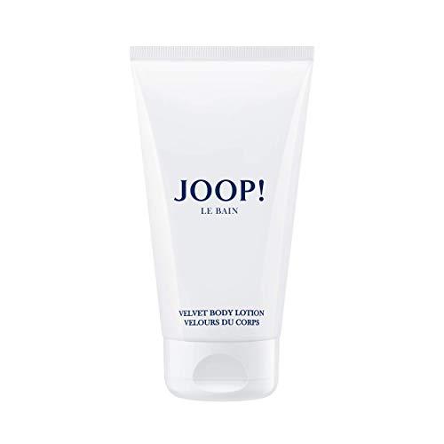 JOOP! Le Bain Body Lotion for her, reichhaltige Velvet Körperlotion mit blumig-fruchtigem Damenduft, 150 ml