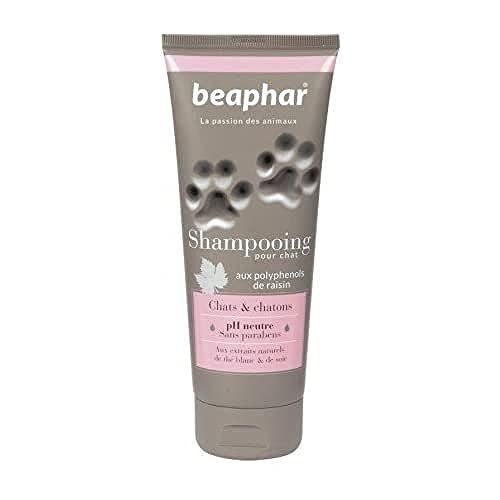 Bayphar Shampoo Hohe kosmetische Katzen und Kätzchen, eine Größe 200 ml 200 ml