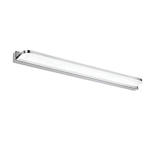 Yafido LED Spiegelleuchte Badleuchte Badlampe Spiegellampe 12W Neutralweiß badezimmer lampe 230V 4000K Schrankleuchte 1000Lumen 50CM IP44 Nicht-dimmbar