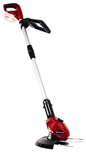 Einhell Akku-Rasentrimmer GE-CT 18 Li-Solo Power X-Change (Li-Ion, 18 V, 24 cm Schnittbreite, 8500 U/min, dreh- und neigbarer Motorkopf, Flowerguard, ohne Akku und Ladegerät)