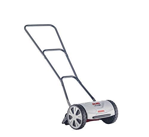 AL-KO Spindelmäher Razor Cut 28.1 HM Easy (Schnittbreite 28 cm, Schnitthöhe 4-Fach verstellbar, nur 6.8 kg schwer, extrem wendige Bauweise, ideal für Rasenflächen bis 150 m²)
