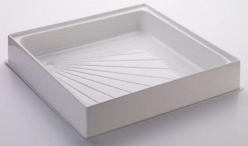 Duschwanne weiß 600 x 600 mm