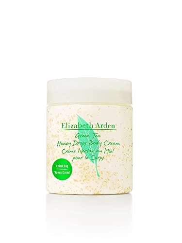 Elizabeth Arden Green Tea – Honey Drops Body Cream, 500 ml, Bodylotion mit Tee-Extrakt, Honig & Shea Butter, beruhigt und pflegt trockene Haut, luxuriöse Körperpflege für Frauen