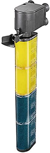 Aquarium-Innenfilter, 1000 LPH mit 360-Düsenverstellung - AP-1350F, 5 * 7 * 30 cmDauerhaft Nützlich und praktisch Nettes Design Praktisches Design und langlebig