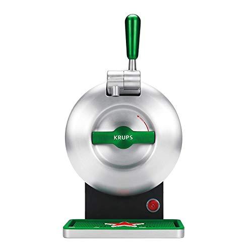 Beerwulf THE SUB Heineken Edition - Bierzapfanlage für Zuhause - 2L