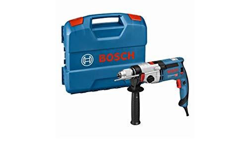 Bosch Professional Schlagbohrmaschine GSB 24-2 (1.100 Watt, max. Drehmoment: 40/14,5 Nm, in L-Case)