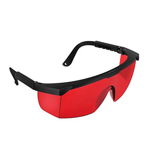 Openuye Schutzbrille, Schutzbrille für HPL/IPL-Haarentfernung, Augenschutzbrille
