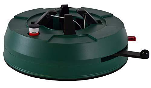 Star-Max F180 Quick Fix-Patentierter Christbaumständer, Kunststoff, Grün, 1