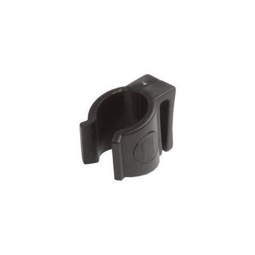 Hesling befestigungsclip Kleiderschutz 16 mm schwarz pro Stück