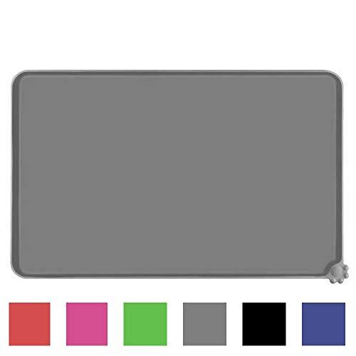 Eono Essentials Silikon-Napfunterlage von Reopet mit Antihaftbeschichtung, FDA-genehmigt, Wasserdicht