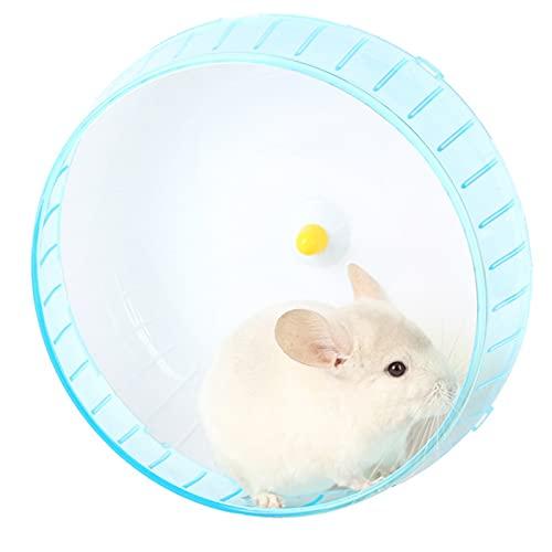 Hamsterlaufrad Haustier Kleintierspielzeug Laufrad Übungsrad für Hamster Premium Laufrad für Mäuse Laufball Hamsterlaufrad,für Totoro Mouse Eichhörnchen Kleintier Haustier Sporttrainingsspielzeug