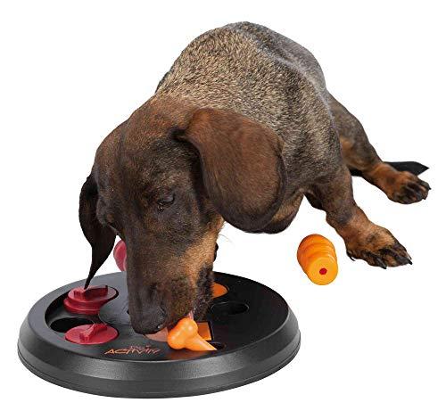 Trixie 32026 Dog Activity Flip Board, ø 23 cm