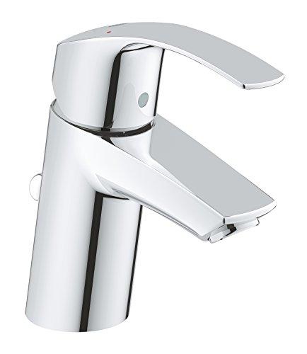 GROHE Eurosmart | Badarmaturen - Einhand-Waschtischbatterie, DN 15 S-Size | chrom | 33265002