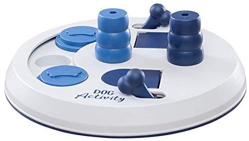Trixie 32026 Dog Activity Flip Board, ø 23 cm - farblich sortiert