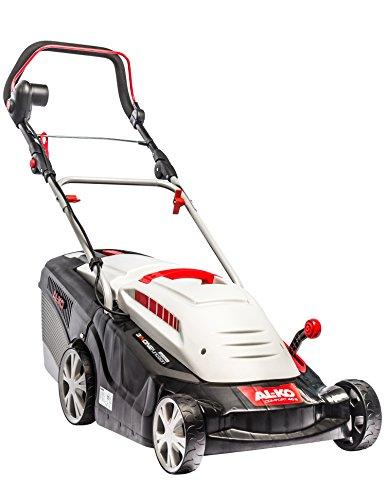 AL-KO Elektro-Rasenmäher 40 E Comfort (40 cm Schnittbreite, 1.400 W Motorleistung, für Rasenflächen bis 600 m², Schnitthöhe 6-fach verstellbar, inkl. Mulchkeil)