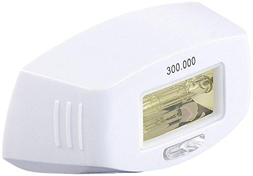 Sichler Beauty Zubehör zu IPL-Enthaarungs-Gerät: Licht-Aufsatz für IPL-Haarentferner IPL-100, 300.000 Lichtimpulse (IPL Haarentfernungssystem)