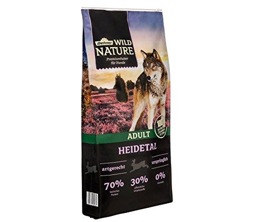 Dehner Wild Nature Hundetrockenfutter Adult, Heidetal, 12 kg