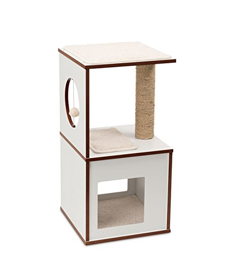 Vesper V-box small Weiß
