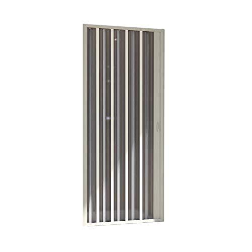 Duschtür in PVC 90 CM H185 mod. Aura Seitlich
