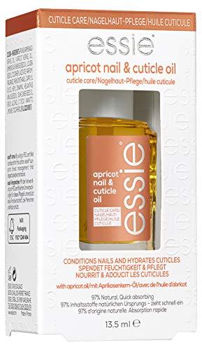 Essie Nagelöl apricot nail & cuticle oil mit Duft, Pflege und Stärkung der Nagelhaut, 13.5 ml