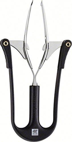 Zwilling CLASSIC INOX Automatik-Pinzette Edelstahl Augenbrauen Zupfen Formen Haare 78796-400-0