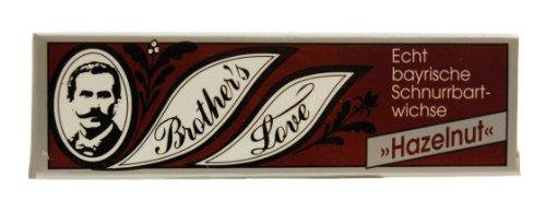 Brother`s Love Bartwichse, 10 ml hazelnut 1 Tube