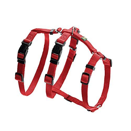 Sicherheitsgeschirr Vario Rapid 38 - 52 cm, rot