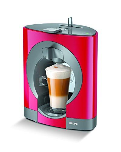 Krups KP 1105 Nescafé Dolce Gusto Oblo Kaffeekapselmaschine (manuell) rot