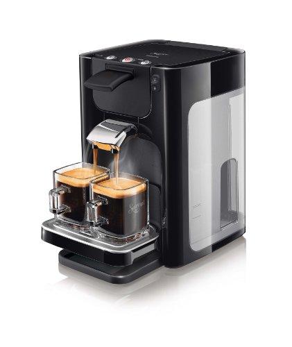 Philips HD7866/61Senseo (Quadrante Maschine zu Messskala, 1,2 L, 220 Volt) schwarz