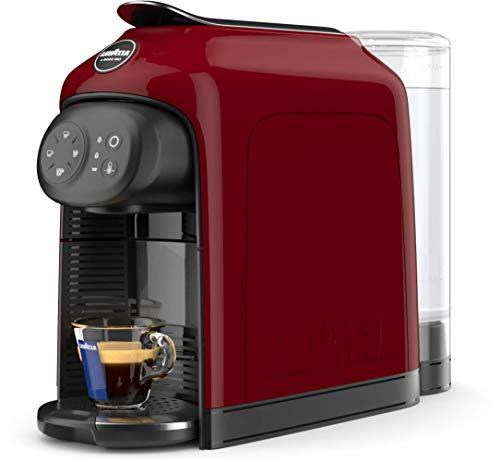 Lavazza A Modo Mio Idola Kaffeekapselmaschine, Feuerrot