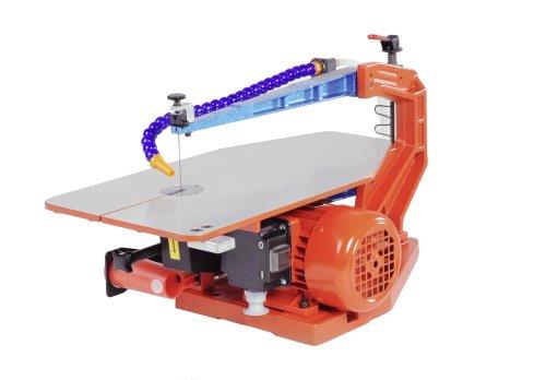 Hegner Dekupiersäge Multicut 1 (Säge elektrisch; ohne Drehzahlregelung; Durchgang: 36,5 cm; Höhe 5 cm) 01100000
