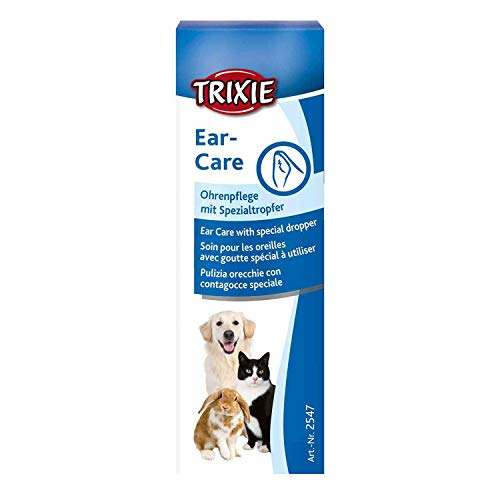 Trixie 2547 Ohrenpflege, 50 ml