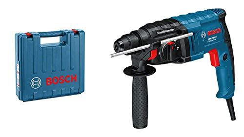 Bosch Professional Bohrhammer GBH 2-20 D (650 Watt, Bohr-Ø Beton max: 20 mm, SDS-plus, im Koffer)