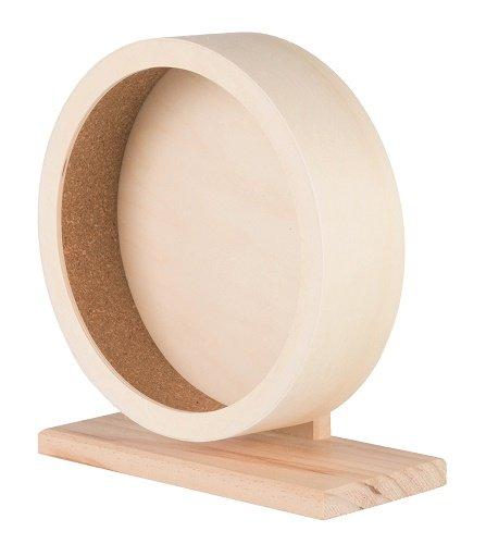 Trixie 60922 Holzlaufrad, ø 21 cm
