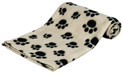 Trixie 37191 Fleecedecke Beany, 100 × 70 cm, beige