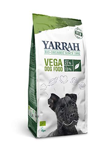 Yarrah Bio Hunde Trockenfutter Vega, 1er Pack (1 x 2000 g)