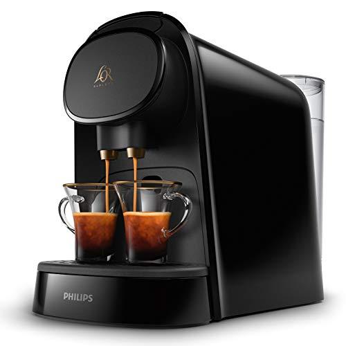 Philips Kaffeekapselmaschine, Schwarz
