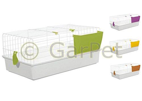 GarPet Kaninchenkäfig Hasenkäfig Meerschweinchen Hasen Kaninchen Käfig Stall 70