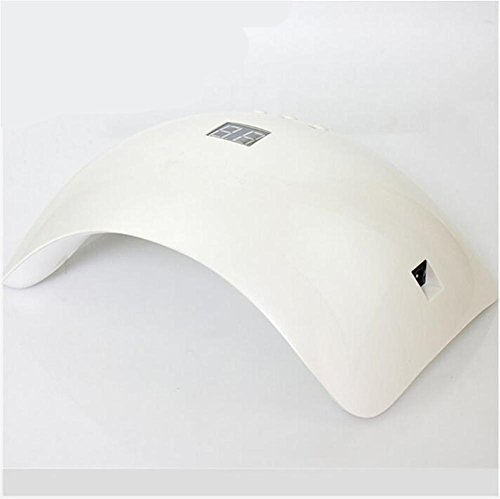 KDLD LED-Nageltrockner ® Mini-UV-LED-Nagel-Lampe - intelligente Induktion Portable 48W professionelle Nagel-Trockner-Maschine, die Maniküre / Pediküre mit 3 Timer-Einstellung 10s / 30s / 60s kuriert