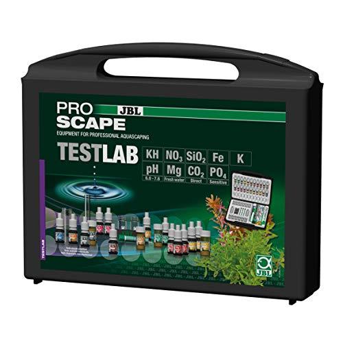 JBL Wassertest-Koffer, Mit 9 Tests, Für Pflanzen-Aquarien, ProAquaTest Lab ProScape