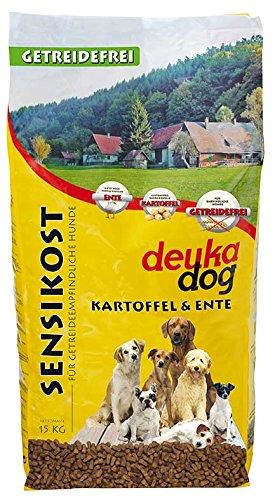 deuka 2 x 15 kg Dog Sensikost Kartoffel & Ente getreidefrei