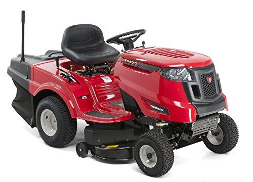 MTD 125 13H2765C600 Benzin-Aufsitzrasenmäher mit Allradantrieb (6.200W) und Mulchfunktion, Schnittbreite: 92cm